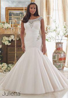 318 best plus size wedding dresses images on Pinterest