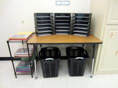backpack storage in the classroom - Google Search