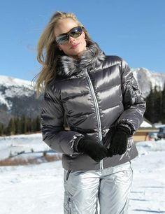 Snow Bunny Puffy Jacket