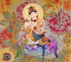 A Lotus Amongst Blossoms: The Repose of Kuan Yin