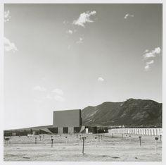 Robert Adams: Outdoor Theater, Colorado Springs. The haze!