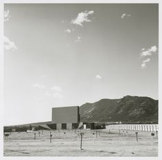 Robert Adams. Outdoor Theater, Colorado Springs