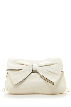Valentino Leather Bow Shoulder Bag CLICK THIS PIN if you want to learn how you can EARN MONEY while surfing on Pinterest