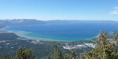 Beautiful Lake Tahoe!  Only a 7-minute drive from the condo!