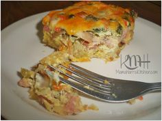 """""""Omelet Inspired"""" Breakfast Casserole -  2 medium potatoes lemon pepper season salt canola oil 8 oz thick ham 1 small yellow onion, chopped 4 cloves garlic, minced 1/4 teaspoon dried oregano 1/4 teaspoon dried parsley 1 (4 ounce) can diced greed chile 1 (4 ounce) can sliced mushrooms, drained 1/4 medium red bell pepper, chopped 1/2 cup fresh spinach, chopped 2 ounces monterey jack cheese, small slices 5 large eggs 1/2 cup heavy whipping cream cheddar cheese"""