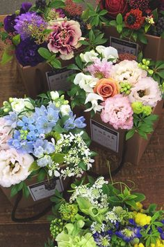 Flower Arrange | ombak