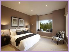 20+ Beautiful Vintage Mid Century Modern Bedroom Design Ideas | My ...