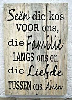 Tafelgebed More Wall Quotes, Bible Quotes, Bible Verses, Quotations, Qoutes, Afrikaanse Quotes, Bible Prayers, Dear God, Trust God