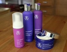 Arbonne vegan hair care ♥ via @Vegan Beauty Review