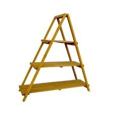 Lawn & Garden : PSL6871 - Wooden Ladder Plant Stand