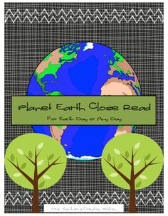 This Earth close reading passage is a sample of my larger Solar System Close Reading and Paired Passage set, which is sold by itself or in a bundle along with my solar system posters. Celebrate our magnificent planet through this close reading activity. Earth Day, Planet Earth, Teacher Resources, Teacher Pay Teachers, Solar System Poster, Close Reading Activities, Reading Passages, School Stuff, Planets