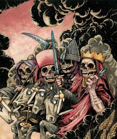Designs and Illustrations by John Dyer BaizleyJohn Dyer Baizley is one of the most renowned visual artist's in the metal-hardcore community and the vocalist-guitarist of Baroness, based in Philadelphia, PA. He is notable for his album cover art and...