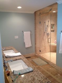 Sessor Bathrooms - traditional - bathroom - richmond - Case Design and Remodeling