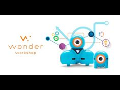 Teach kids how to program with Dash and Dot, toy robots that make coding fun using apps on iPads, iPhones, Android tablets and phones Dash And Dot Robots, Dash Robot, Teaching Kids, Kids Learning, Kids Education, Education Degree, Education College, Coding For Kids, Lego