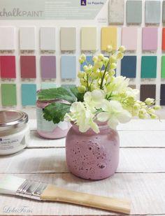 Chalk paint δηλαδή μπογιά κιμωλίας | bombonieres.com.gr