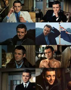 When Eight Bells Toll, Anthony Hopkins <3