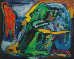 Asger Jorn, Insurrection, 1967