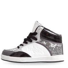 Gia-Mia Flash Hi-Top Sneaker Just For Kix