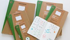 Moleskine Evernote Notebooks
