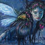 Jane Starr Weils ~ Faery, Fantasy, Celtic Myth, Magick & Legends ~ Fine Art - Faeries - Faerie ArtGallery