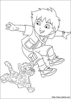 Diego et Bébé Jaguar