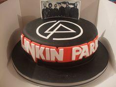 LINKIN PARK Cake | Debbie Scott | Flickr