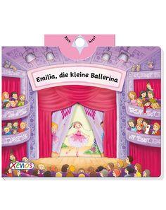 Emilia, die kleine Ballerina