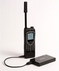 Iridium AxcessPoint turns your satellite phone into a mobile hotspot