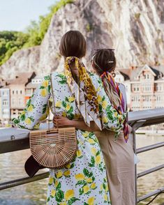 We'll be friends for life because we can't stand anyone else 😂 @queenhorsfall • • • • • #ootdwatch #daretowear #fashionblogger… Scarf Hairstyles, Girl Hairstyles, Hair Barrettes, Hair Clips, Easy Summer Hairstyles, European Summer, Street Style Summer, Hair Inspiration, Fashion Inspiration