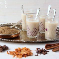 Indischer Chai – Masala Tea – Chai Latte – vegetarisch
