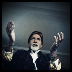 The legendary Amitabh Bachchan Amitabh Bachchan, Bollywood, Abs, Actors, Concert, Crunches, Abdominal Muscles, Concerts, Six Pack Abs