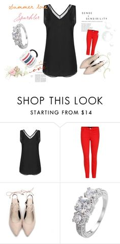 """""""#On The Way"""" by lejla150 ❤ liked on Polyvore featuring J Brand and ESPRIT"""