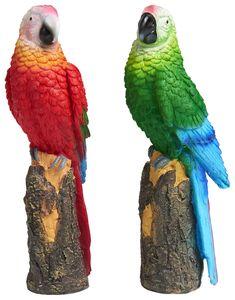 Dekovogel online kaufen ➤ XXXLutz Parrot, Caribbean, Bird, Summer, Animals, Parrot Bird, Summer Time, Animales, Animaux