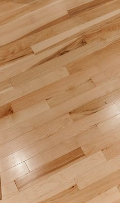 Calico Hickory Flooring in a Natural Finish. Hickory is durable in resisting wear and character. Single Pieces of Calico Hickory range in light and dark hues which is a significant difference when compared with Rustic Hickory Varieties. Tag PhotoAdd Location