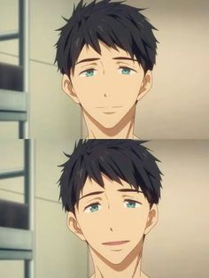"me: ""don't smile at me i hate--""  sousuke: *smiles* me: o///////o stahp i take it back okay"