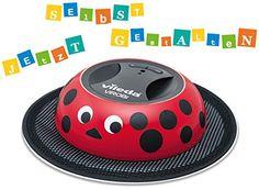 Vileda Virobi - Robot aspirador, color rojo - http://vivahogar.net/oferta/vileda-virobi-robot-aspirador-color-rojo/ -