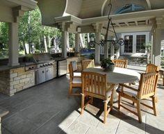 Dream My Outdoor Kitchen | outdoor kitchen