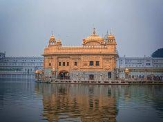 Golden Temple Wallpaper, Harmandir Sahib, Golden Temple Amritsar, Crazy Wallpaper, Krishna Art, Temples, Taj Mahal, Peace, Building