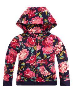 Loretta Rose Brushback Hoody   Multi   Monsoon