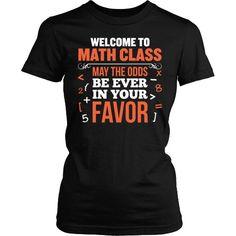Math - Odds