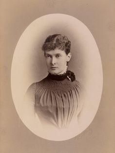 Великая княгиня Мария Павловна c.1879.