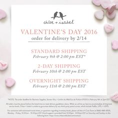 Looking for a special gift for that special someone? Order now for delivery by Valentine's Day!