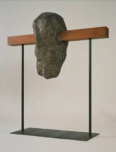 Isamu Noguchi. Stone of Spiritual Understanding. 1962