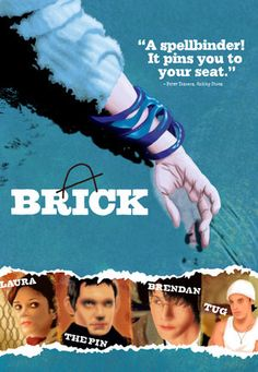 Brick starring Joseph Gordon-Levitt.  A fantastic neo-noir that turns the genre on its head.