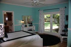 "ME Interiors ""sweet 16"" bedroom design by Melissa Engelke"