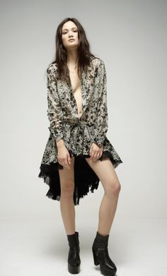 Aje FashionAustralia - Designer Women's Winter Clothing 2011