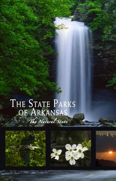 ISSUU - Arkansas State Parks Guide 2013 by Arkansas Department of Parks and Tourism