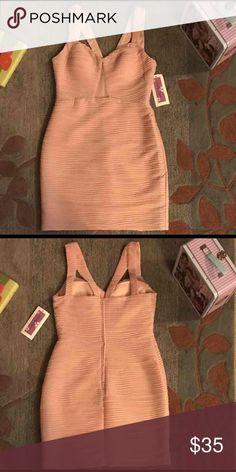 Hailey Logan dress Short beautiful pink dress size 9 Hailey Logan Other