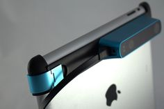 Occipital has created something revolutionary with their iPad scanner called Structure Sensor. Its mind blowing features are in every sense mind-blowing. Technology Gadgets, Tech Gadgets, Cool Gadgets, Science And Technology, Mobile Gadgets, Impression 3d, Scaner 3d, Transformers, 3d Camera