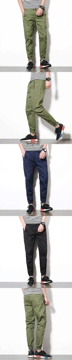 #1615 Spring Summer Fashion Harem pants Quick-dry Casual Factory-direct-clothing Sarouel homme Mens joggers Compression pants